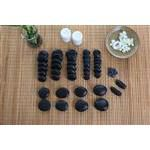 Hot Stone Massage 50Pc Set