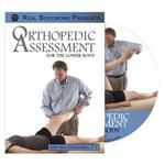 Orthopedic Assessment For The Lower Body Dvd