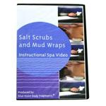 Salt Scrubs And Mud Wraps Instructional Dvd