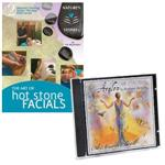 "Hot Stone Facial Dvd With ""Avalon"" Cd"
