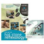 "Art Of Hot Stone Reflexology Vol. 4 With ""Yoga"" Cd"