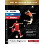 Oleg Bouimer's Pre & Post-Event Sport Massage DVD