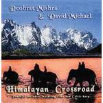 "David Michael ""Himalayan Crossroad"" Cd"