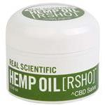Real Scientific Hemp Oil™ CBD Salve – 1.3 Oz Jar 50Mg