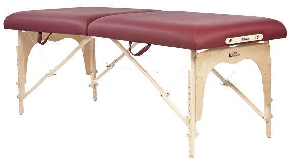 buy custom craftworks athena massage table purple. Black Bedroom Furniture Sets. Home Design Ideas