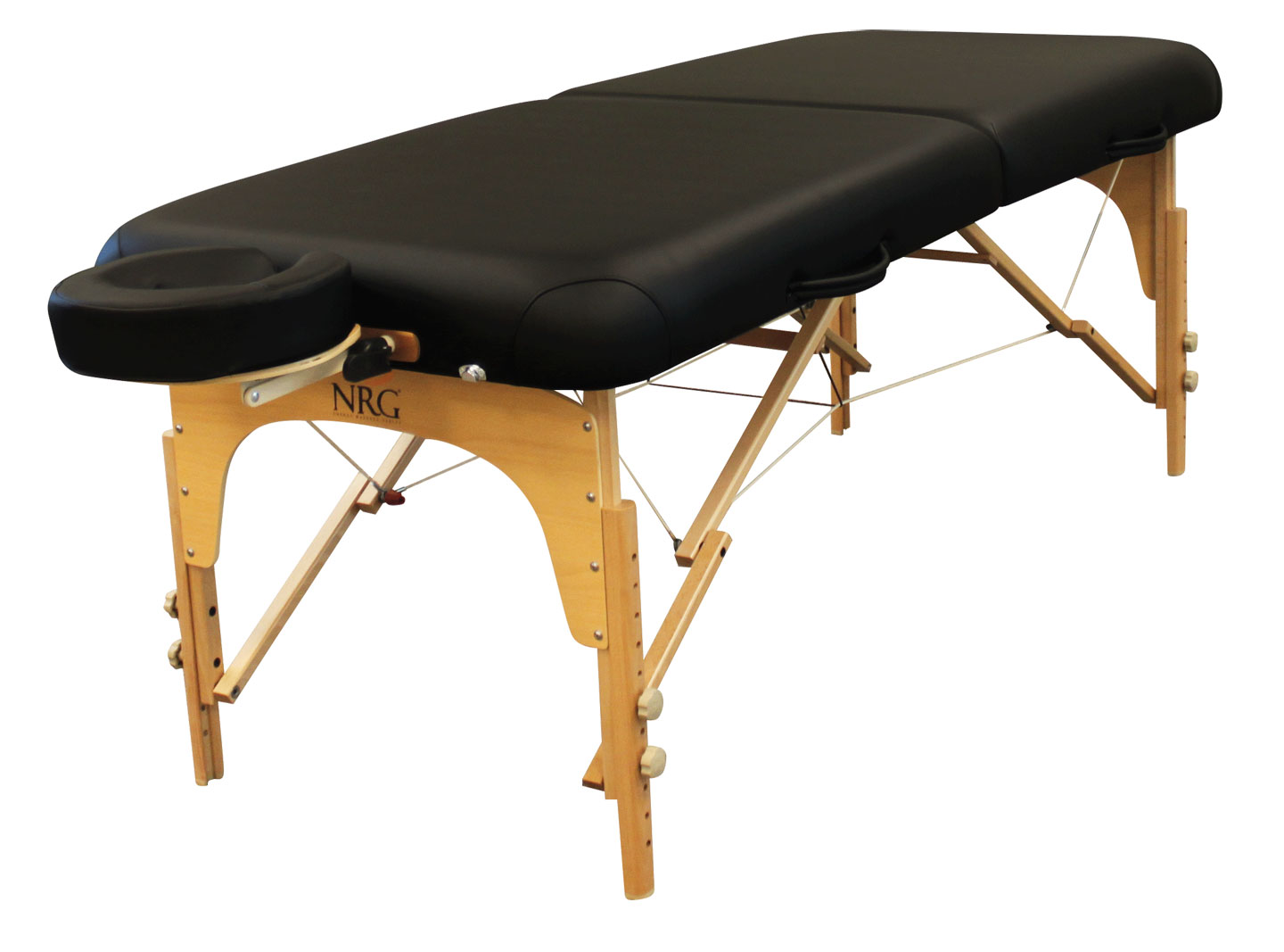 Nrg vedalux massage table package portable massage table for Massage table