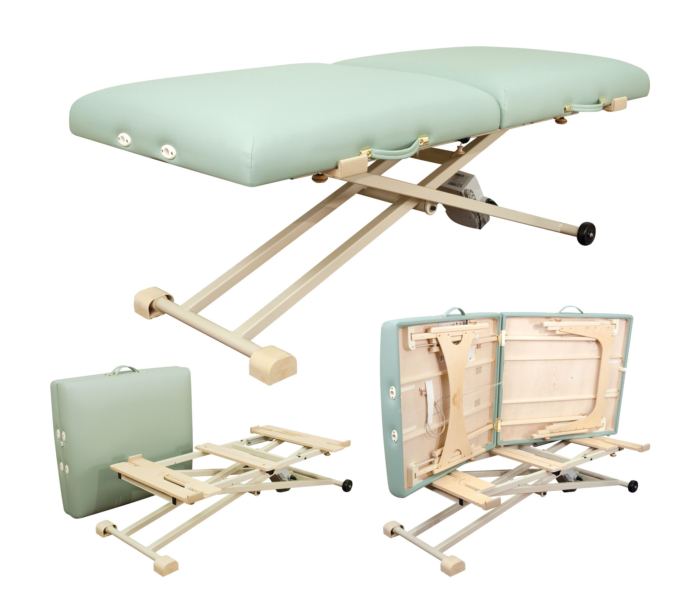 Oakworks Proluxe Convertible Massage Table Electric Lift