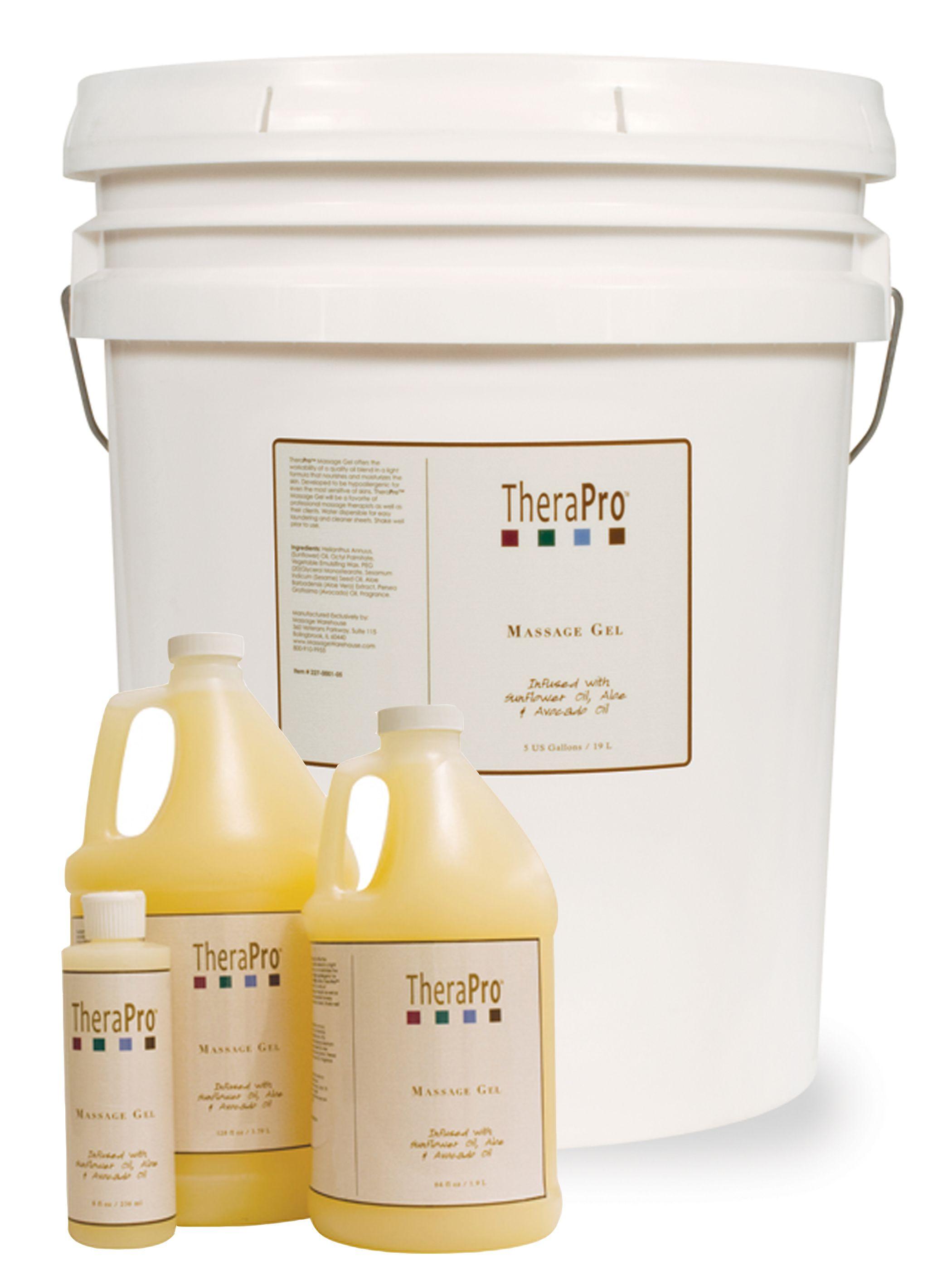 therapro massage gel massage therapy gels for sale. Black Bedroom Furniture Sets. Home Design Ideas