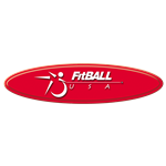 Fitball USA Exercise Ball - Fitball Therapy Ball - Fitball Stability Ball