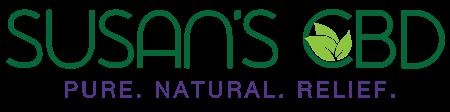 Susan's CBD Natural Hemp CBD Pain Relief Supplies & Products