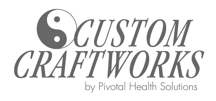 Custom Craftworks Massage Table - Custom Craftworks Massage Products - Custom Craftworks Massage Too