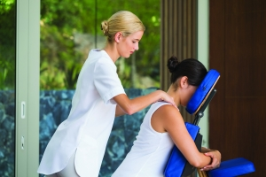 Introducing Chair Massage to Your Practice