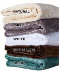 NRG® Microplush Massage Table Blanket