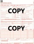 CMS 1500 Claim Forms - Chiropractor Claim Forms