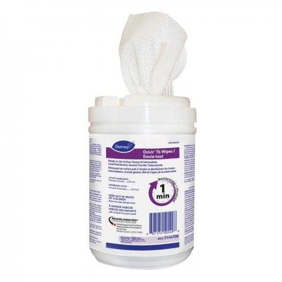 OXIVIR® TB Disinfectant Wipes