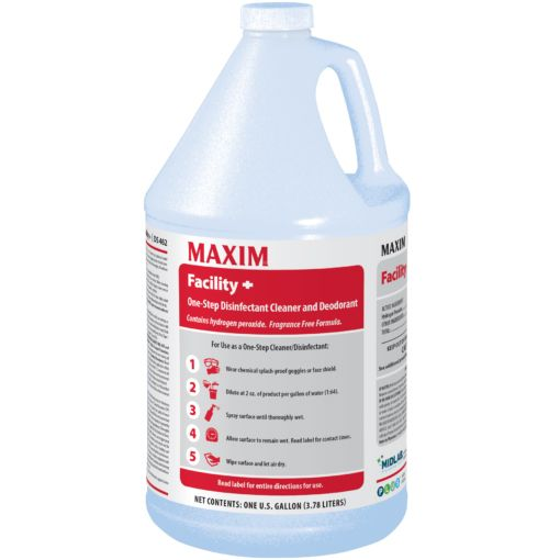 Maxim Facility+ One-Step Disinfectant Cleaner and Deodorant