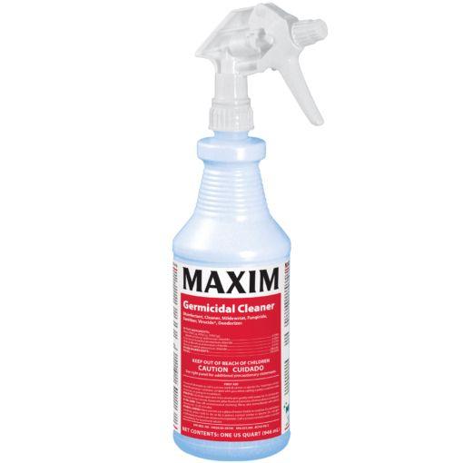 Maxim Germicidal Cleaner, 1 Qt/ 12 Case