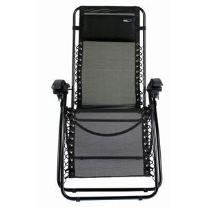 Reclining Reflexology Chair - Black