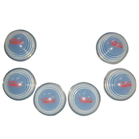 Negative Ion Cups - Set of 6