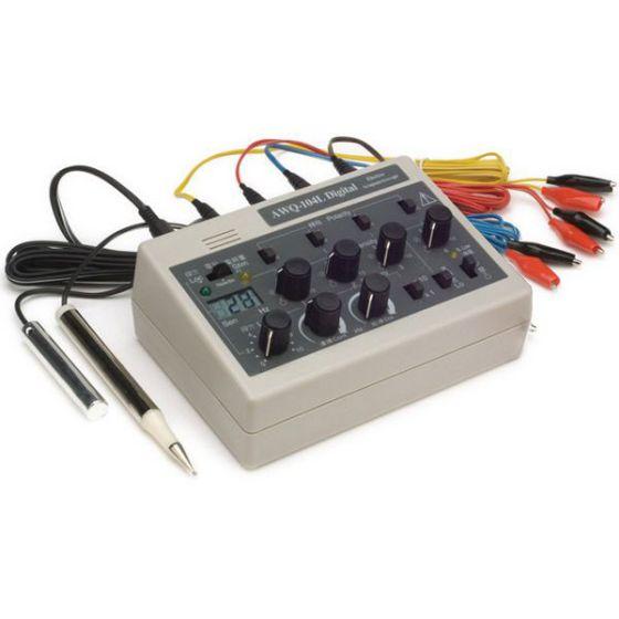AWQ-104L Digital Electronic Acupunctoscope – Digital Display & 4 Channels