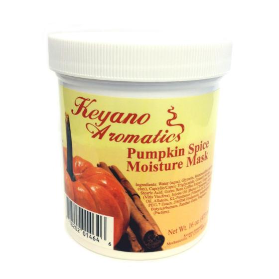 Keyano Pumpkin Spice Moisture Mask