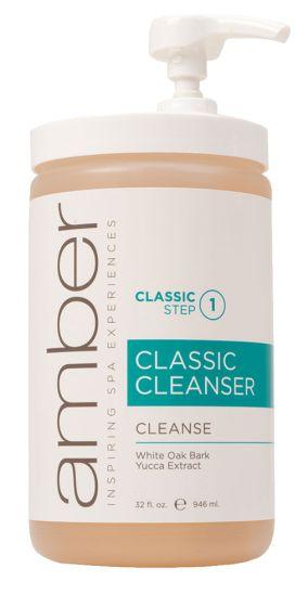 Amber Classic Cleanser 32 oz.
