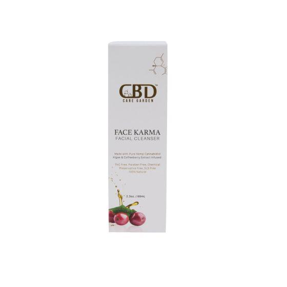 CBD Care Garden™ Face Karma Facial Cleanser