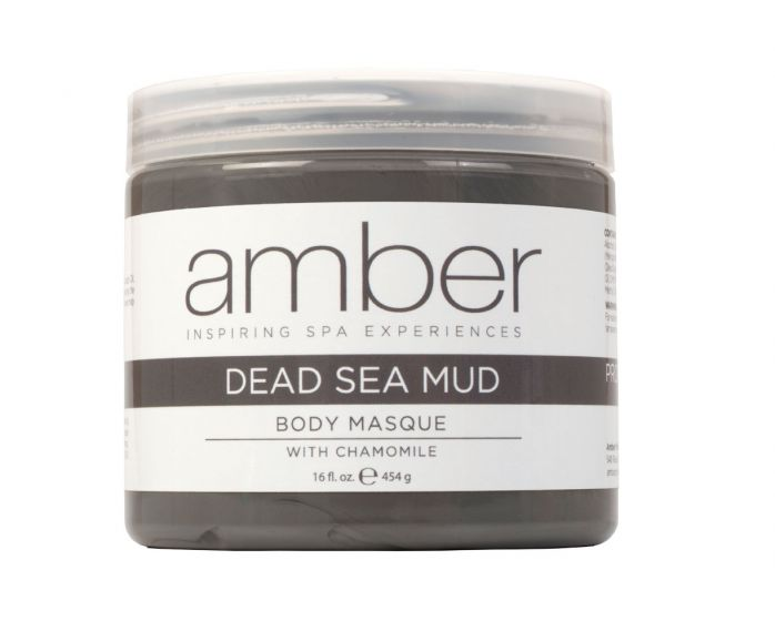 Amber Dead Sea & Chamomile Mud Masque