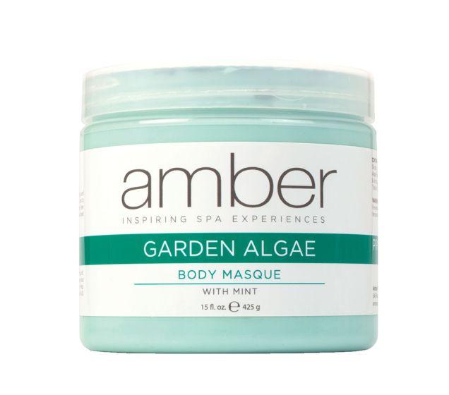 Amber Garden Algae Body Masque with Mint