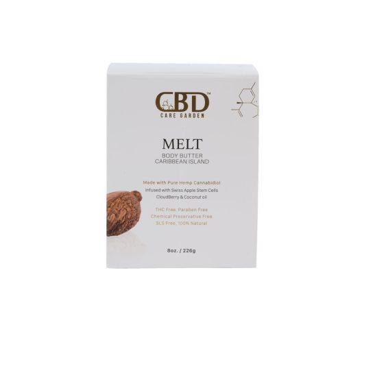 CBD Care Garden™ Melt Body Butter Caribbean Island