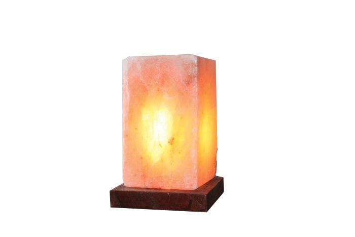 Saltability Himalayan Salt Cube Lamp