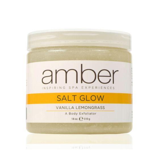 Amber Salt Glow Body Exfoliating Scrubs