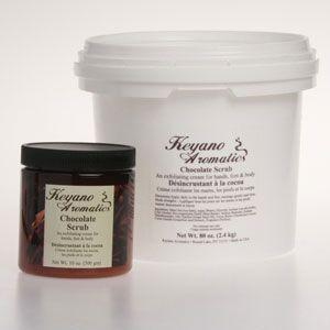 Keyano Chocolate Scrub