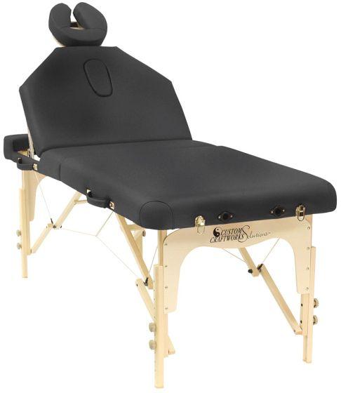 Custom Craftworks Solutions Destiny Portable Massage Table