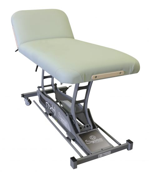Custom Craftworks™ Signature Spa Series Hands Free Lift Back Electric Table
