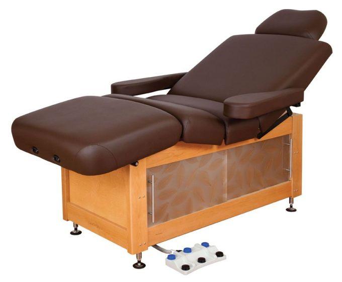 Oakworks® Antigua Colonial Flex Top Treatment Table
