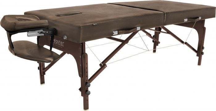 "Master® Massage Equipment 31"" SUPREME™ LX Portable Massage Table Package"