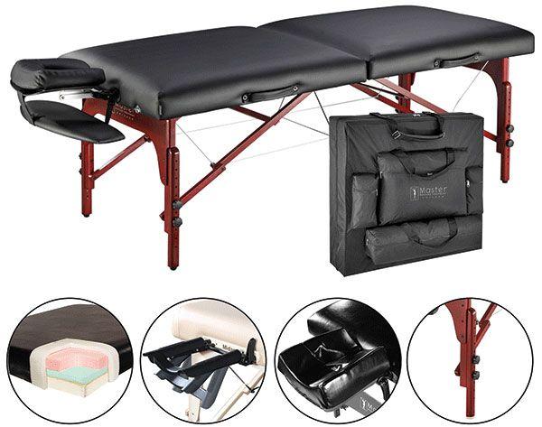 Master® Massage Equipment Montclair™ Massage Table Package