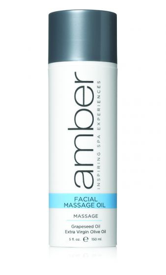 Amber Professional Facial Massage Oil, 150 ml.