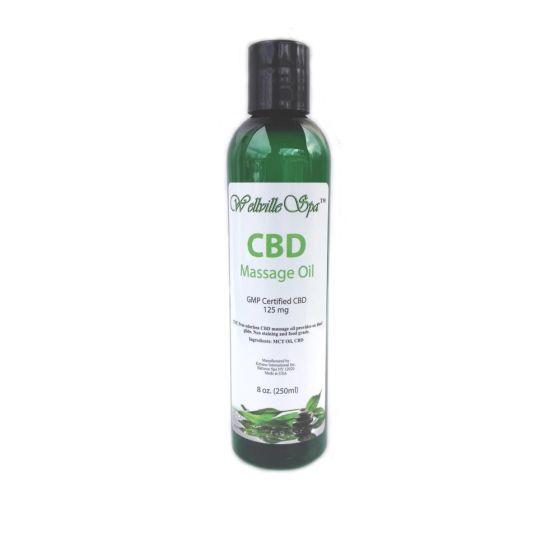 Keyano Aromatics® Wellville Spa™ CBD Massage Oil