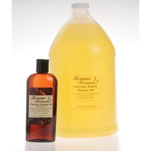 Keyano Aromatics Chocolate Massage Oil & Bath Oil