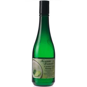 Keyano Coconut Lime Massage Oil