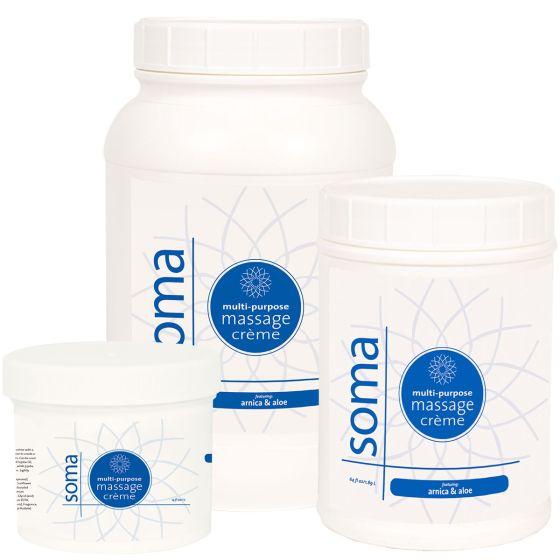 Soma Multi-Purpose Massage Creme - Massage Cream