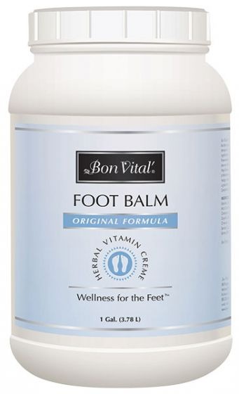 Bon Vital'® Foot Balm - Original Formula Herbal Vitamin Creme