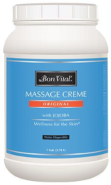 Bon Vital'® Original Massage Crème with Jojoba