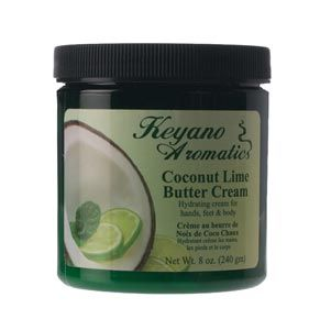 Keyano Coconut Lime Butter Cream