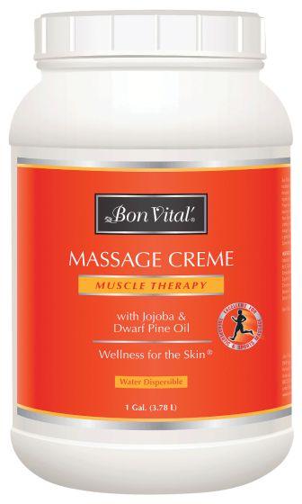 Bon Vital'® Muscle Therapy Massage Crème - Massage Cream