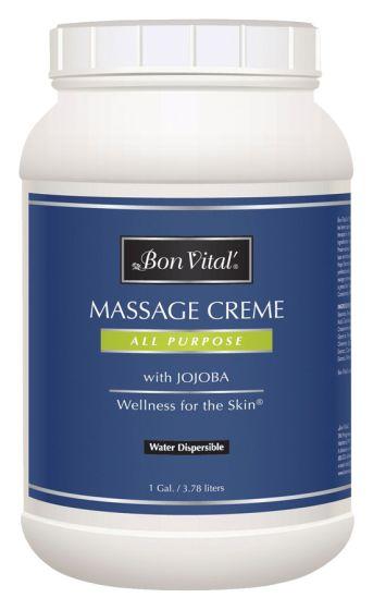 Bon Vital'® All Purpose Massage Crème - Massage Cream