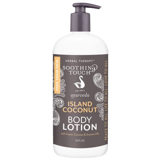 Soothing Touch® Ayurveda Body Lotion