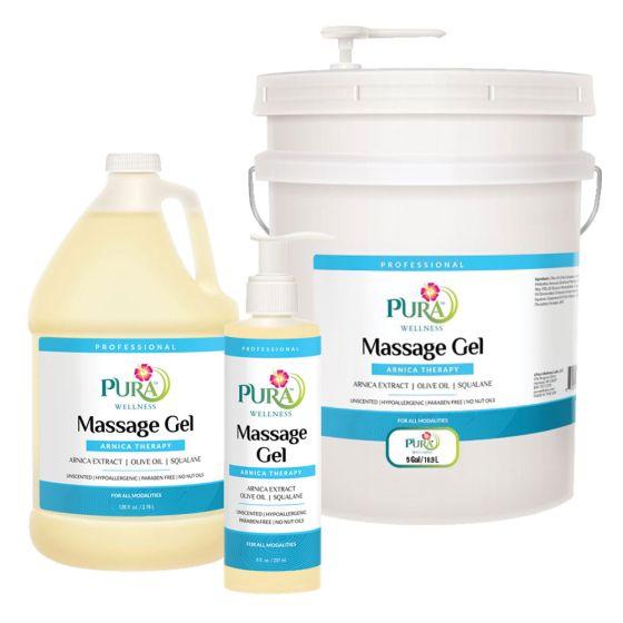 Pura Wellness™ Arnica Therapy Massage Gel